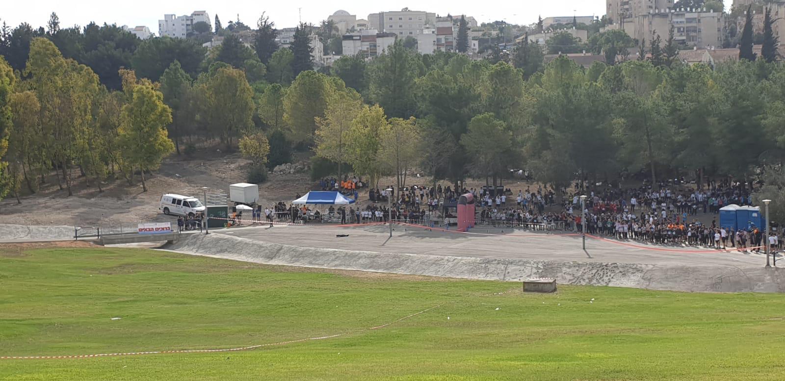 מירוץ שדה בבית שמש (צילום: עיריית בית שמש)