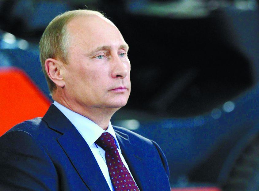 נשיא רוסיה ולדימיר פוטין (צילום: REUTERS)