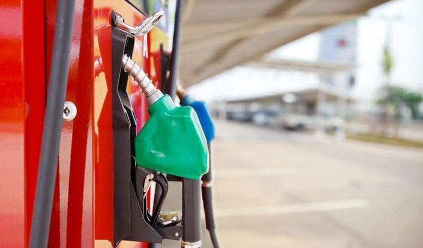 צילום אילוסטרציה של תחנת דלק (צילום: באדיבות דוברות משרד האנרגיה)