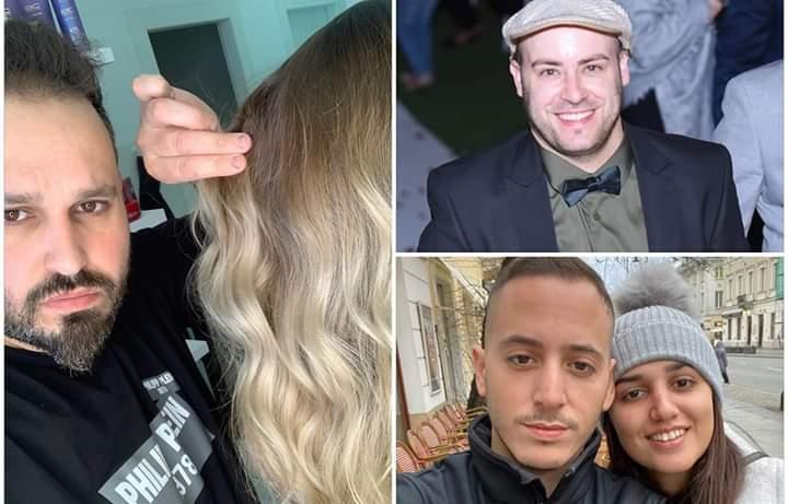 מלמעלה: אוהד לוי, טל ועדן כהן, אביחי סיסו (צילומים: מתוך עמוד הפייסבוק, פרטי ובאדיבות המצולם)