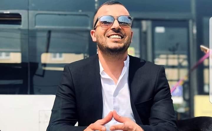 הזמר מיכאל כורש (צילום: מתוך הפייסבוק של מיכאל כורש, באדיבות המצולם)
