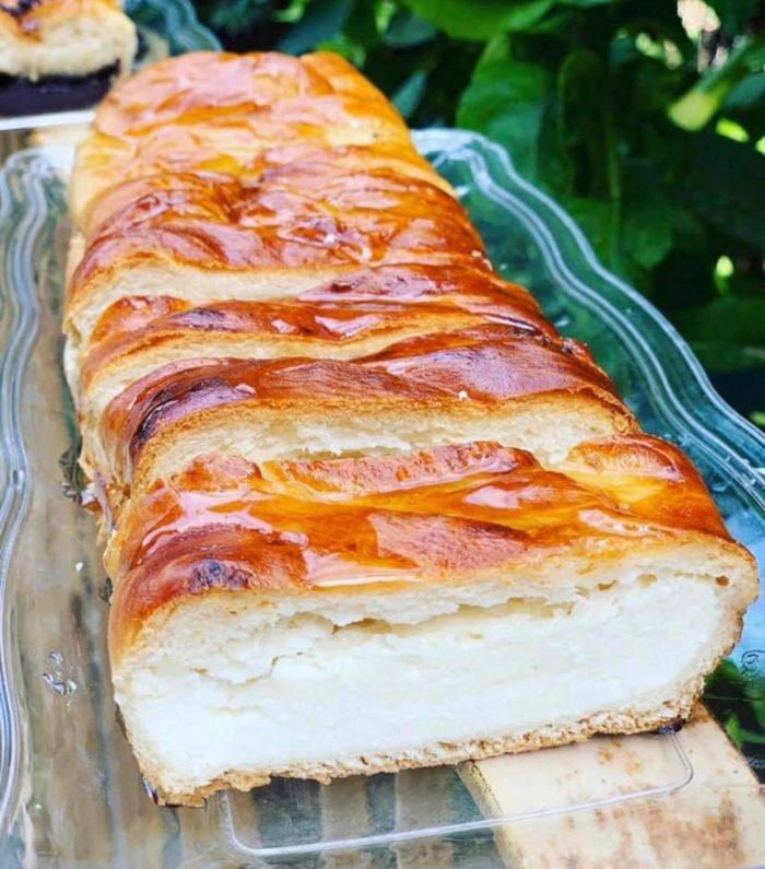 פס גבינה לשבועות (צילום: באדיבות אופירה פחימה-יחיא)