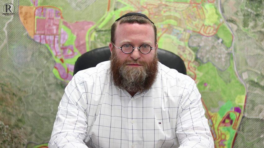 חבר המועצה ישראל מנדלסון (צילום: רווח הפקות)