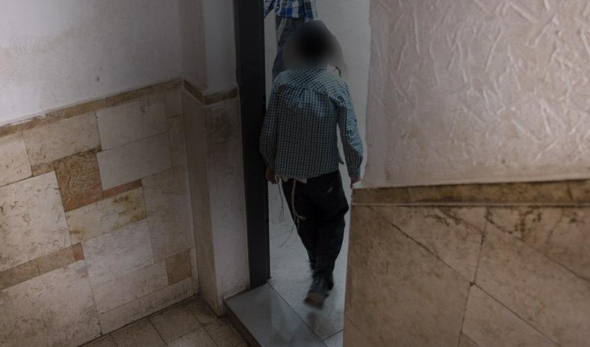אילוסטרציה ילד (צילום אילוסטרציה: אמיל סלמן)