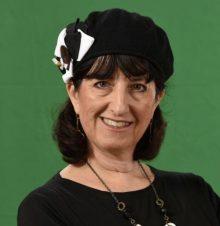 סגנית ראש העיר רינה הולנדר (צילום: נחשון פיליפסון)