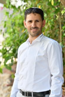 מיכאל בן עדי - עורך דין ונוטריון (צילום: פוטו יהודה)
