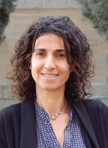 """יוספה דאר, מנכ""""לית הקרן לעידוד יוזמות חינוכיות (צילום: פרטי)"""