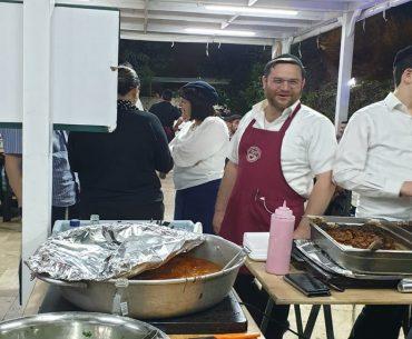 בעלי מסעדת זושא - יוסף ויטריאול (צילום: אלבום פרטי)