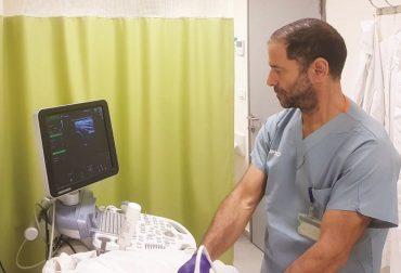 """ד""""ר אבי פנסקי מומחה בכירורגיה אורתופדית אורתופדיית ילדים, צילום: באדיבות כללית"""